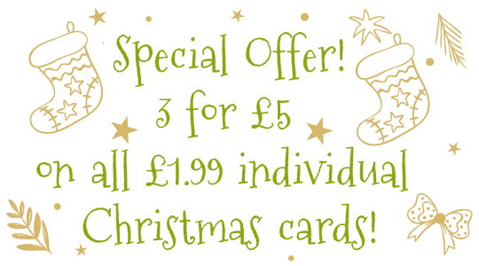 Charity Christmas card offer