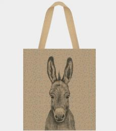 Jute Shopping Bag Donkey East of India ltd