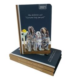 2021 Scruffy Mutts' Diary