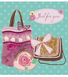 Handbag Notecard