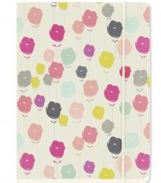 Go Stationery Modern Ditsy Floral A6 Chunky Notebook