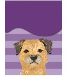 WT Border Terrier Notepad