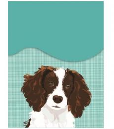 WT Springer Spaniel Notepad