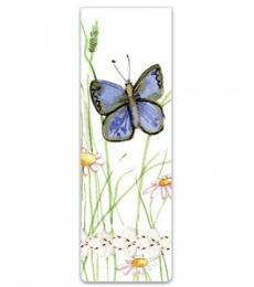 Alex Clark Art Butterflies Magnetic Bookmark