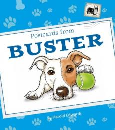 National Animal Welfare Trust Postcards from Buster