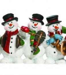 snowman band money wallet