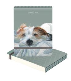 scruffy love notepad