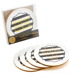 simply chic coasters lesser and pavey