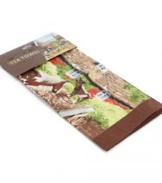 country life tea towel lesser and pavey