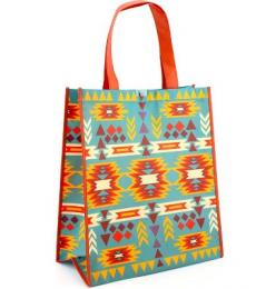 Aztec reusable shopping bag Lesser and Pavey