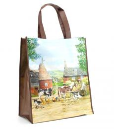 country life shopping bag lesser and pavey