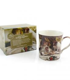 lesser and pavey leonardo collection child and dog mug