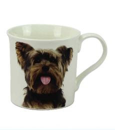yorkshire terrier mug dog breed