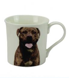 Staffordshire Bull Terrier mug dog breed