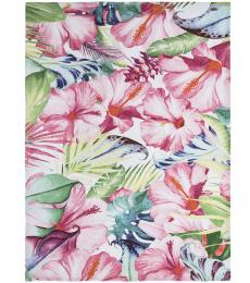 lesser & pavey tropical paradise tea towel
