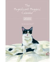 Magnificent Moggies' 2020 calendar