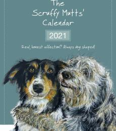 Scruffy Mutts' 2021 Calendar
