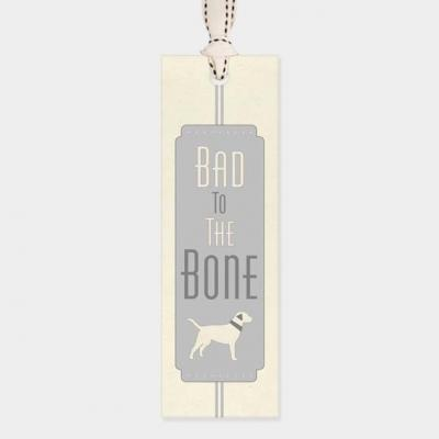 bad to the bone bookmark east of india