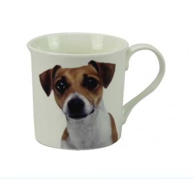 jack russell terrier mug dog breed