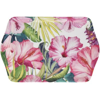 lesser and pavey tropical paradise small tray