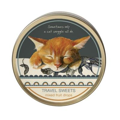snuggle travel sweets ginger cat little do laughed anna danielle
