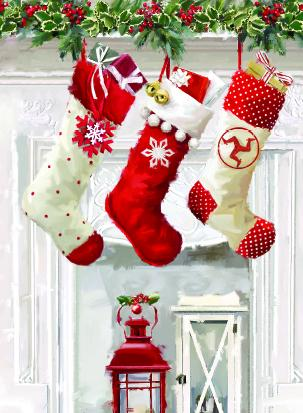 christmas stockings tags ling design1.00