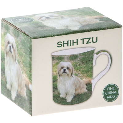 shih tzu mug dog breed